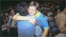 UCLA Practice Court Named After Ann Myers Drysdale